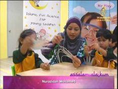 Islamic Fun Science | www.LittleScientistS.com