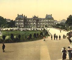 Le Palais du Luxembourg, Paris, France