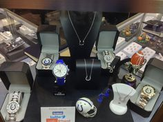 We've got your #IndianapolisColts gear here! www.mcgeejewelers.com