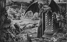"""BLOG É DESSE JEITO !: O Livro do Apocalipse - """"O Milênio"""" (Estudo 20/22)..."""