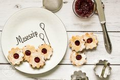 linzer-2 Diabetic Recipes, Cake Cookies, Sweet Recipes, Sugar Free, Paleo, Food And Drink, Low Carb, Drinks, Cooking