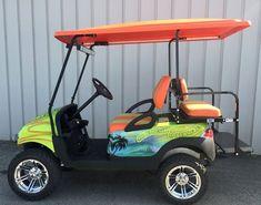 Margarita-Theme-Custom-Golf-Car