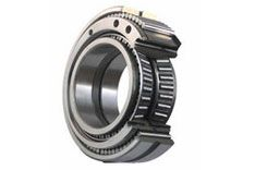 Strictly speaking, by the outer ring, the inner ring, rolling elements. http://www.lysn-bearing.com/single-row-cylindrical-roller-bearing/single-row-cylindrical-roller-bearing.html