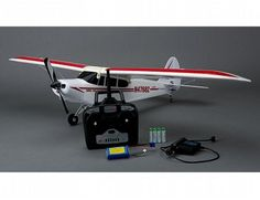 The HobbyZone Super Cub S RTF is an RC Radio Controlled Plane that brings together great scale looks and gentle flying characteristics in a classic scale trainer. The first choice for thousands, the HobbyZone Super Cub has been one of the most popular trainer aircraft on the market thanks to its excellent looks and solid performance.