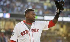 #MLB: Los Medias Rojas retirarán el número 34 de David Ortiz en junio