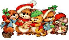 Gifs Christmas: Christmas Choral
