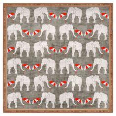 Elephant & Umbrella Tray