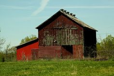 old kentucky barns | Little House Became a Home: My Old Kentucky... Barns
