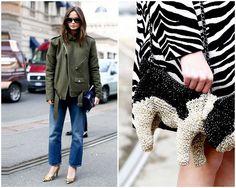 streetstyle foto settimana della moda di milano fashion week outfit look borsa cane      #streetstyle #look #outfit #mfw #fashionwee #blogger #fashioneditor    www.ireneccloset.com
