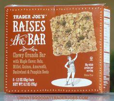 What's Good at Trader Joe's?: Trader Joe's Raises the Bar