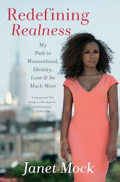 REDEFINING REALNESS: A blog post from Furless about the amazing Janet Mock>> http://blog.furlesscosmetics.com.au/redefining-realness/