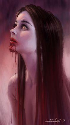 Bruxa pije krew
