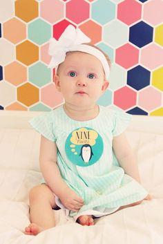 Monthly Baby Milesto