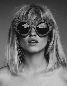 """Anja Konstantinova in """"Hey Blondie"""" byJason HetheringtonforMarie Claire UK,December 2014"""