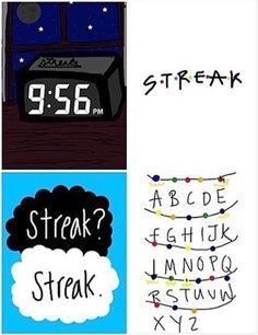 Funny streaks