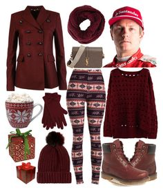 December date with Kimi Räikkönen by slytheriner on Polyvore featuring Gucci, Timberland, Yves Saint Laurent, BCBGMAXAZRIA, River Island and M&Co