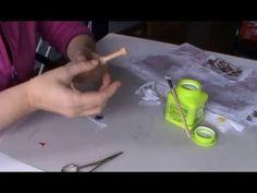 Como decorar bolillos - YouTube