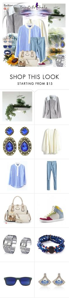 """BEAUTIFULHALO.COM-7."" by ane-twist ❤ liked on Polyvore featuring Miss Girl, Étoile Isabel Marant, GlassesUSA, beautifulhalo, bhalo and bhalo1"