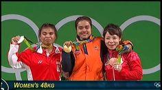 Sri Wahyuni Raih Medali Pertama Untuk Indonesia 2 Milyar Menanti Sri Wah...