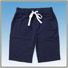 Boys Cotton Shorts Elastic Waist