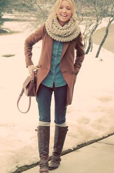 Cute warm winter outfits fashion. . click on pic for more