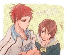 pixiv is an illustration community service where you can post and enjoy creative work. A large variety of work is uploaded, and user-organized contests are frequently held as well. Basketball Anime, Basketball Teams, Kuroko No Basket Characters, Akashi Seijuro, Naruto, Manga Art, Haikyuu, Illustration, Princess Tutu
