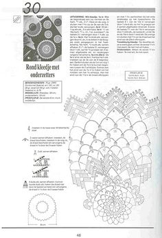 doily - lace page