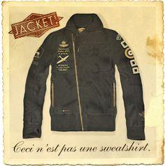 SIDCOT 01: outwear jacket no sweatshirt