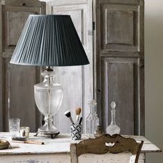 Pooky || Pooky makes beautiful lamps and lampshades at reasonable prices.