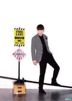 Chen - LOfficiel Hommes Magazine August Issue 13