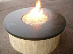 Tooms Custom Fire Features.