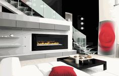 Napoleon LHD50 Linear Series Gas Fireplace