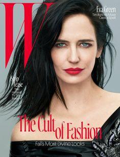 Eva Green for W Magazine by Mert Alas   Marcus Piggott. Обложки Журналов ... 818a80a3bba