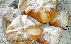 Túrós batyu recept fotóval Naan, Bread, Brot, Baking, Breads, Buns