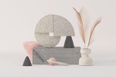Conceptual Set Design by Danny Jones – Fubiz Media Object Photography, Still Life Photography, 3d Design, Creative Design, Design Room, Event Design, Graphic Design, Eating Before Bed, 3d Texture