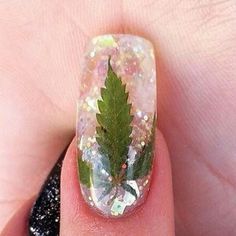 @north_yogi420  I am in love with your nails!!!  by stonercoloringbooks