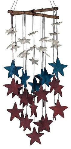 Caramba Ceramic Wind-chimes - I need these for our front porch!