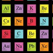 More chemistry fabric! #spoonflower