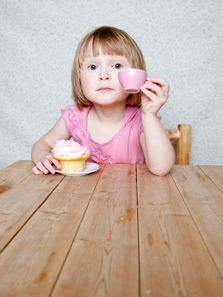 Tea for Kids? Check out our quick TeaMuse article for suggestions and facts on child-friendly teas.