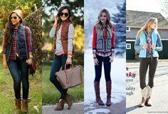 Blog Femina - Modéstia e Elegância: Trend: coletes 1