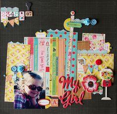 My Girl - Scrapbook.com