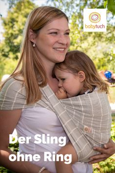 Die Trageschlinge für den seitlichen Hüftsitz - Babytuch, das Tragetuch ohne Knoten Couples, Couple Photos, Knot, Couple Pics, Couple