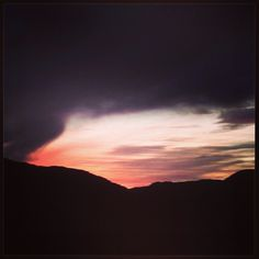 Blush - John Dalton - gently does it . John Dalton, The Darkest, Photographs, Blush, Clouds, Silhouette, Sunset, Prints, Outdoor