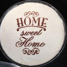 Home Sweet Home Torte 1