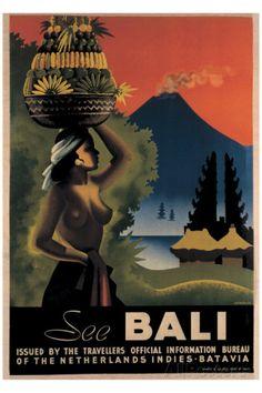 See Bali Giclée-Druck von John Korver bei AllPosters.de