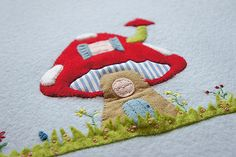 lovely applique