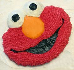 Elmo Birthday Party Theme | Pigskins & Pigtails