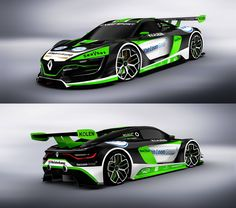 Renault Sport R.S. 01 racing livery. We collect and generate ideas: ufx.dk
