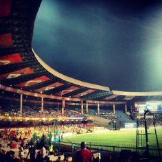 Cricket Stadium, Bangalore India