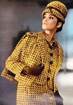 Yellow Fashion. 1965